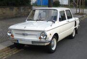ZAZ-968 front