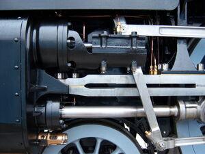 60163 Tornado cylinder rod