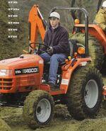 AGCO ST30x Hydro MFWD - 2004