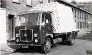 A 1950s Rutland Albatross Platform Cargo Lorry Diesel