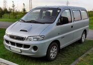 Hyundai H-1 20090813 front
