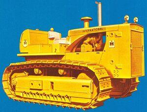International TD-30 1967