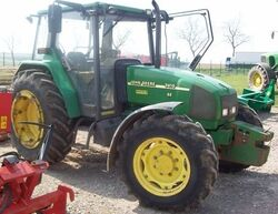 JD 3410 SE MFWD - 1999