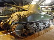 Sherman at Duxford