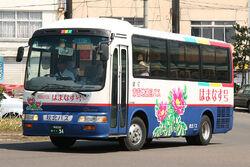 ShuhokuBus 94 Hamanasugo