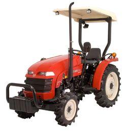 Yanmar Agritech 1155-4 SE MFWD - 2010