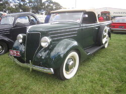 1936 Ford Model 48 Roadster Utility