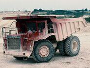 A 1980s Aveling Barford RD55 Dumptruck Diesel