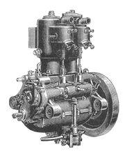 De Dion-Bouton engine (Rankin Kennedy, Modern Engines, Vol III)