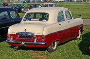Ford Zephyr Six 1954 rearr
