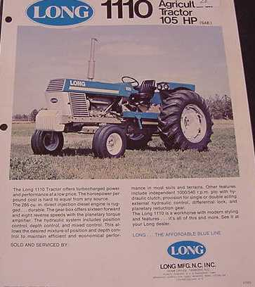 Long   Tractor & Construction Plant Wiki   FANDOM powered by