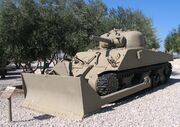 M4A3-Sherman-105mm-Dozer-latrun-1