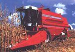MF 34 combine - 2001
