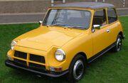 Mini Clubman SRV4 Concept 1974