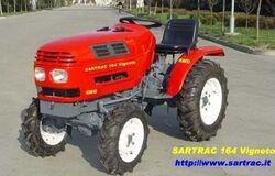 Sartrac 164 Vigneto MFWD (Jinma) - 2005