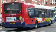 Stagecoach Swindon 22626 rear