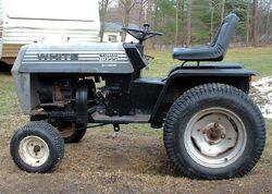 White GT-1650 Yard Boss - 1970s