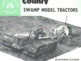 County Extended Swamp crawler