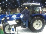 Farmtrac 8075 DT MFWD-2007