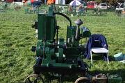Lister D no. 86878 and Bruston generator at Scorton NY 09 - IMG 2777
