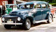 Volvo PV 831 1954