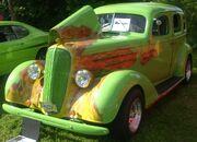'36 Chevrolet Street Rod (Rigaud)