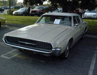 1967 Ford Thunderbird 1