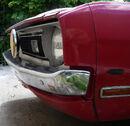 71 Dart Front Bumper L