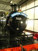 7325 Mogul at Engine House