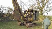 A 1970s Priestman Brothers Wolf Excavator