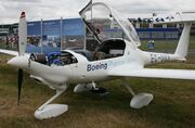 Boeing Fuel Cell Demonstrator AB1