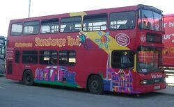 L131 EFJ City Sightseeing Bus