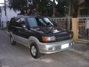 Toyota revo 99 sr