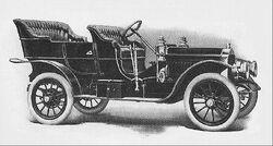 1908 Elmore Model 40