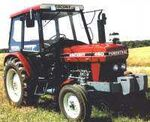 Escort (Pol-mot) Powertrac 450-2003