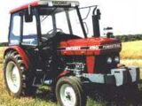 Escort (Pol-mot) Powertrac 450