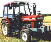 Escort (Pol-mot) Powertrac 450-2003
