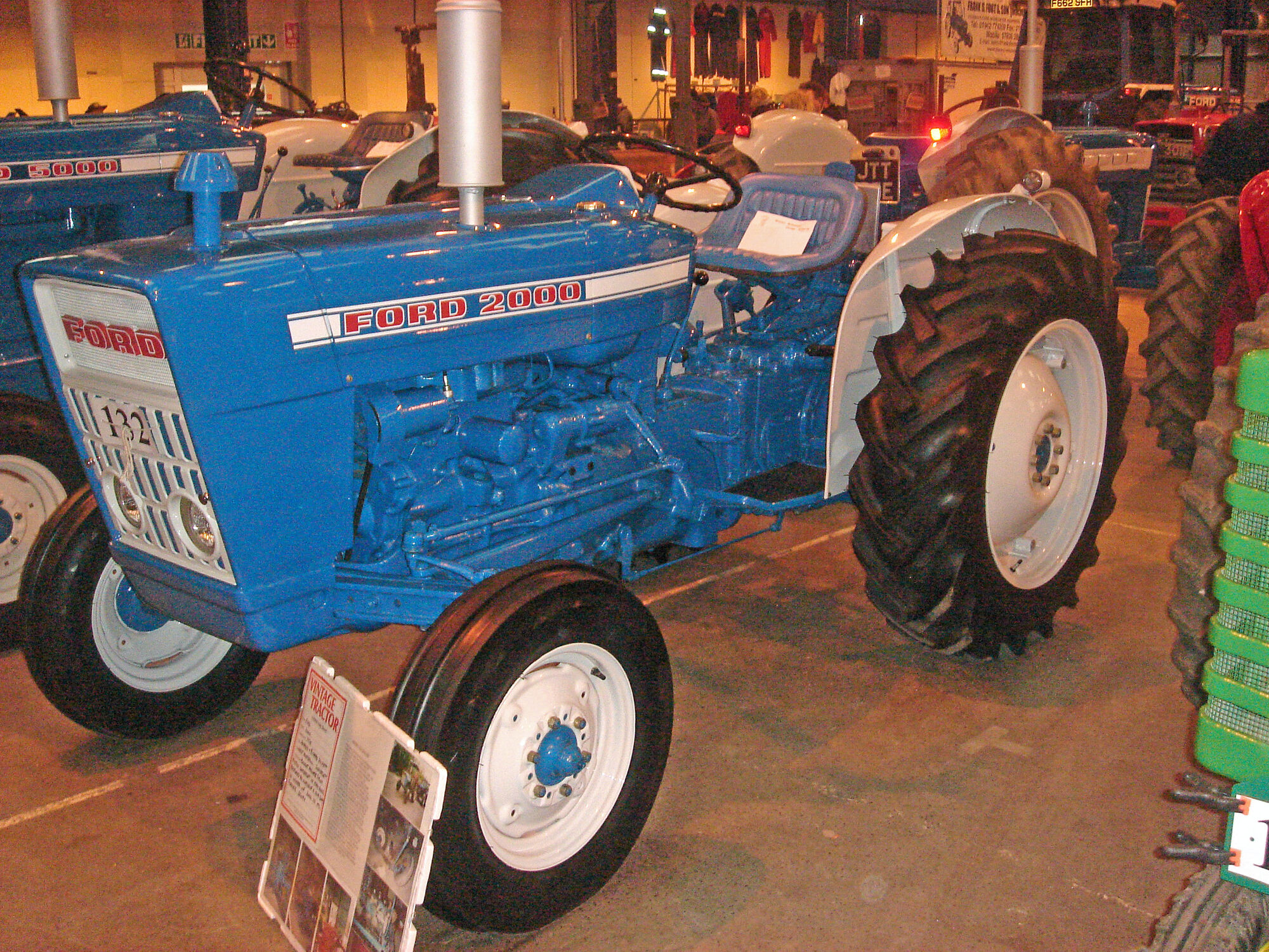 Ford 2000 tractor construction plant wiki fandom powered by wikia