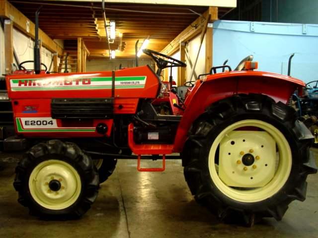 image hinomoto e2004 mfwd jpg tractor construction plant wiki rh tractors wikia com Hinomoto E154 Parts Hinomoto Tractor E1804 Parts