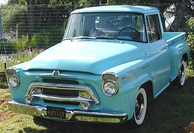 1957 international pickup truck