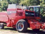 Massey Ferguson 865 combine
