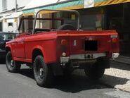 PORTARO 240D 4X4 Cabriolet Diesel de 1985