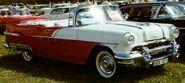 Pontiac Laurentian Convertible 1956