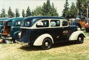 1937 Chevrolet Carryall Suburban