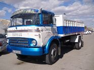 1970s Barreiros Super Azor Tipper Lorry
