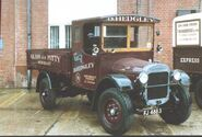 A 1930s Thornycroft Handy