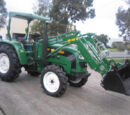 List of Tractors built by Foton Lovol for other companies
