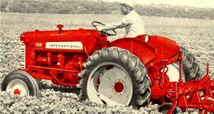 International 330 1958