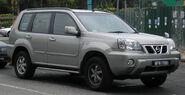 Nissan X-Trail (first generation) (front), Serdang