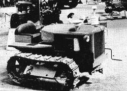 Pegaso Z-DC1 crawler b&w